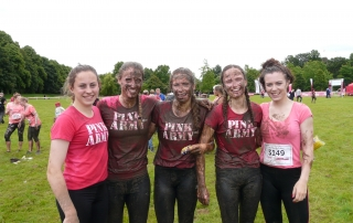 Pretty muddy lakes Free Range egg team
